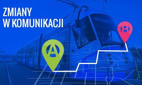 Літній розклад руху транспорту MPK Вроцлав