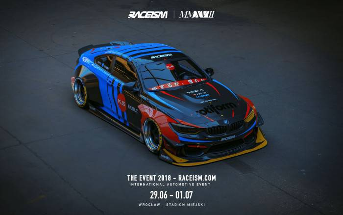 Найкрутіша автомобільна подія у Польщі — Event 208 — Raceism.com
