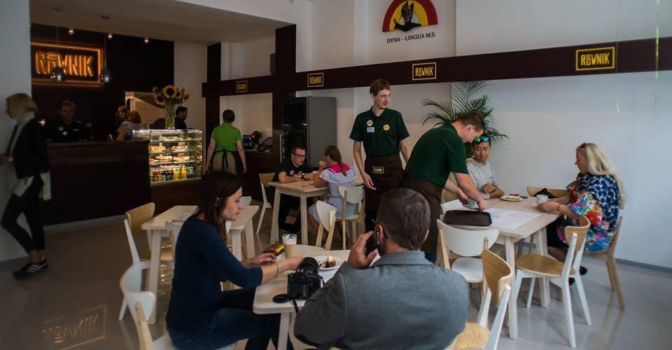 У Вроцлаві відкрили більше, ніж просто кав'ярню