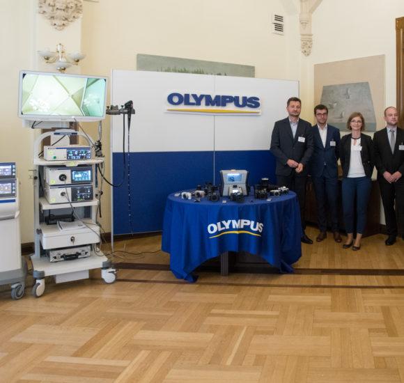 У Вроцлаві відкривається філія світового бренду Olympus: буде створено 300 нових робочих місць