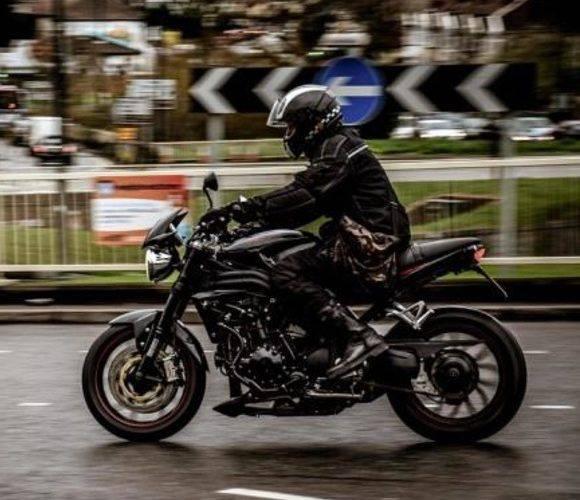 Нижня Сілезія: патрульні ганялися за п'яним мотоциклістом