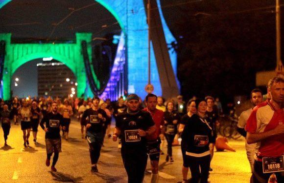 У Вроцлаві пройде 6-й нічний марафон  (6. PKO Nocny Wrocław Półmaraton)