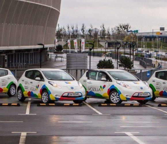 Вроцлав: Електромобілі VOZILLA орендували більше 30 тисяч користувачів!