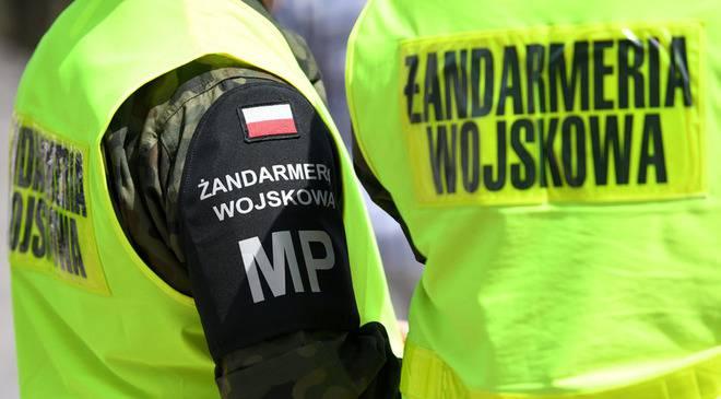 Нижня Сілезія: у ДТП потрапив транспорт військової поліції