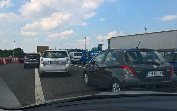 Вроцлав: ДТП з дітьми на автостраді А4. Є поранені