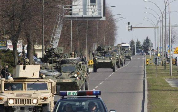У Польщі стартували польсько-американські військові навчання