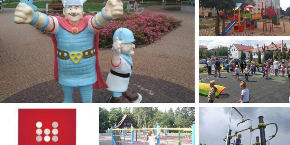ТОП 5: Найцікавіші дитячі ігрові майданчики в Нижній Сілезії