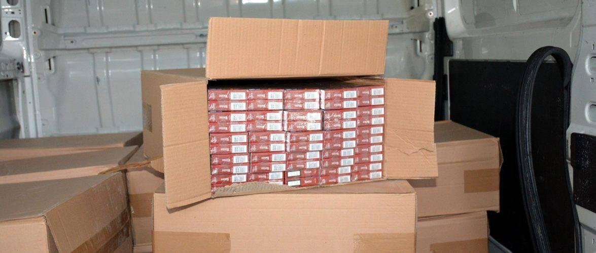 У Нижній Сілезії затримали контрабанду тютюну загальною вартістю у понад 110 000 злотих