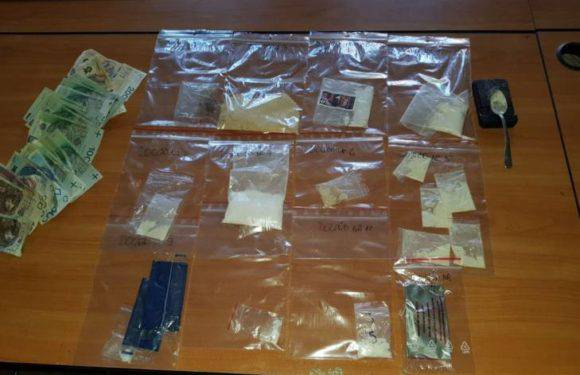 Вроцлав: дилери викидали наркотики з вікна готелю