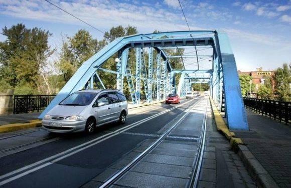 Вроцлав: буде повністю перекрито рух трамваїв на мості Сікорського