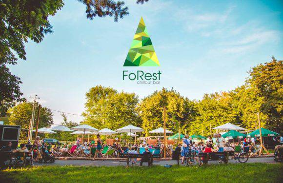 FoRest — новий chillout bar в середині лісу у Вроцлаві!