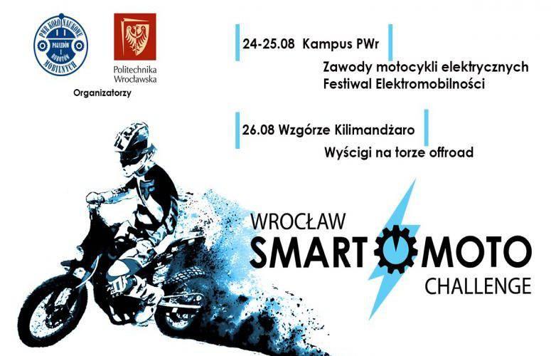 SmartMoto Challenge: у Вроцлаві відбудуться перегони на електробайках