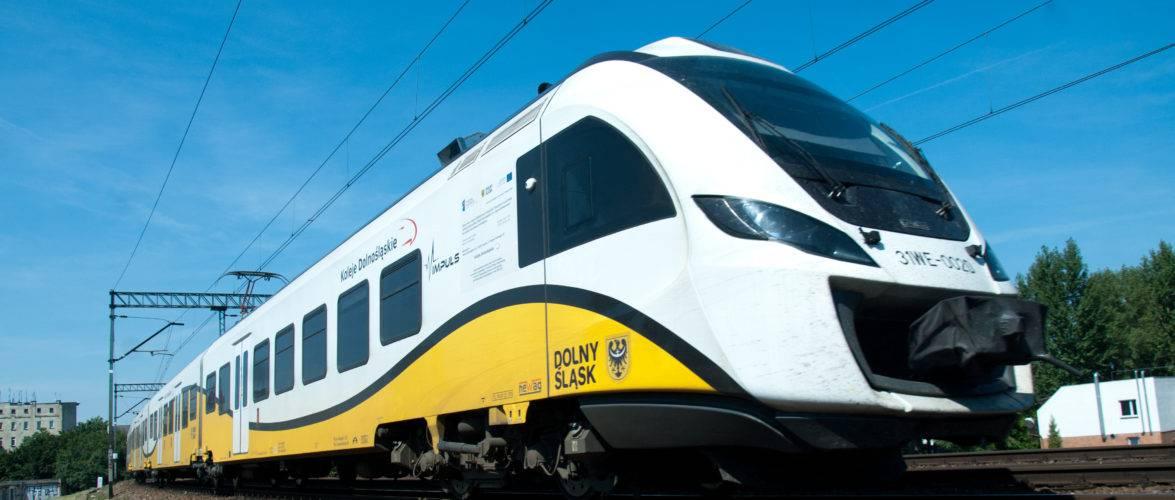 Нижня Сілезія: регіональна залізниця інформує про зміни у  вартості залізничних квитків