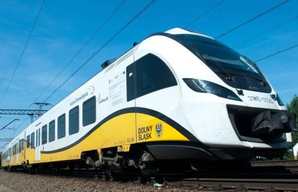 Новий залізничний гірський маршрут з Вроцлава в Судети