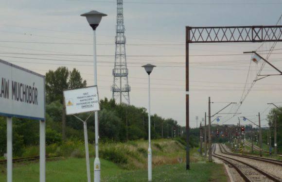 Нижня Сілезія: рушив капітальний ремонт залізничної станції Вроцлав Мухобор