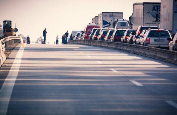 Кривава ДТП на автостраді A4. Зіткнулися сім вантажних автомобілів та легкове авто