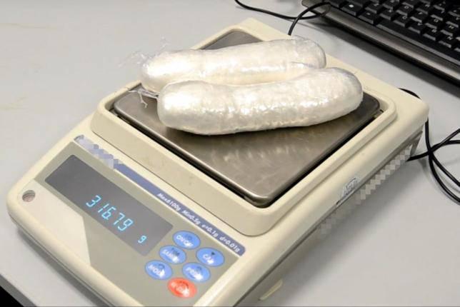 Польща: вірмени в білизні перевозили майже кілограм кокаїну