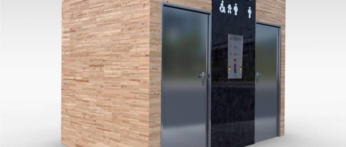 Туалети в парках та рекреаційних зонах у Вроцлаві [WBO 2018]