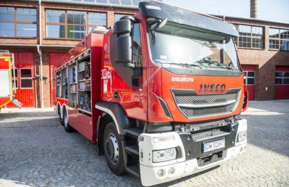 Нижня Сілезія: рятувальникам закупили нові пожежні автомобілі на 18 мільйонів злотих