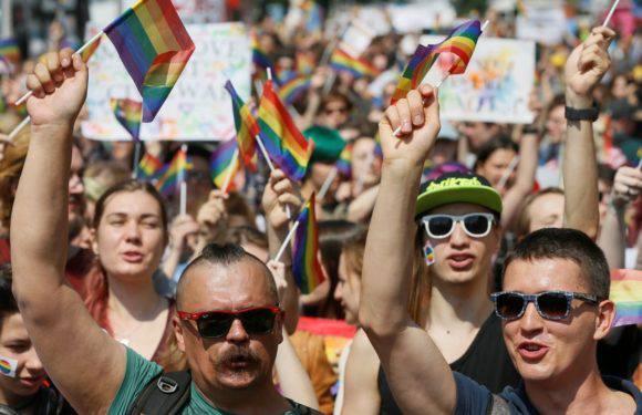 У Вроцлаві побили учасників гей-параду