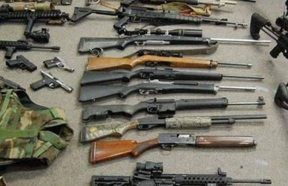 У Вроцлаві виявили незаконний склад зброї і боєприпасів
