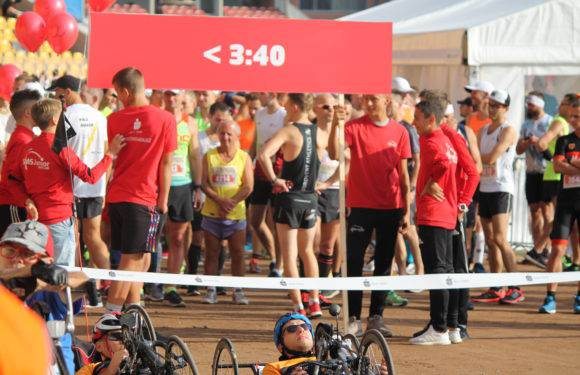 Во Вроцлаве стартовал марафон (+ФОТО)