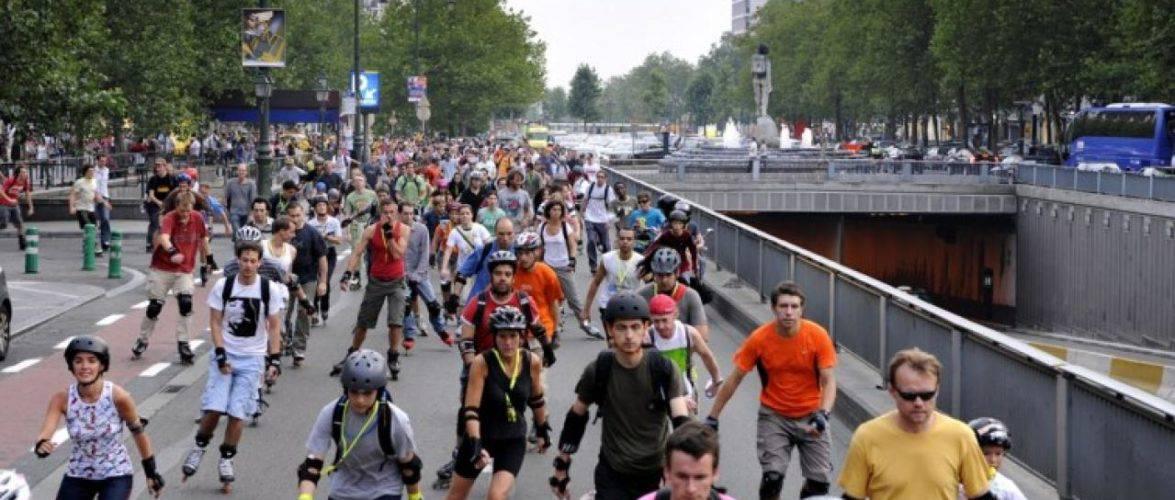У Вроцлаві відбудеться черговий в місті парад роллерів