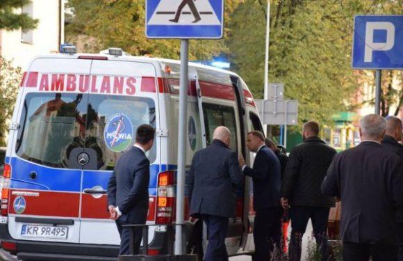 Автомобіль із кортежу президента Польщі збив 9-річну дитину [ФОТО]