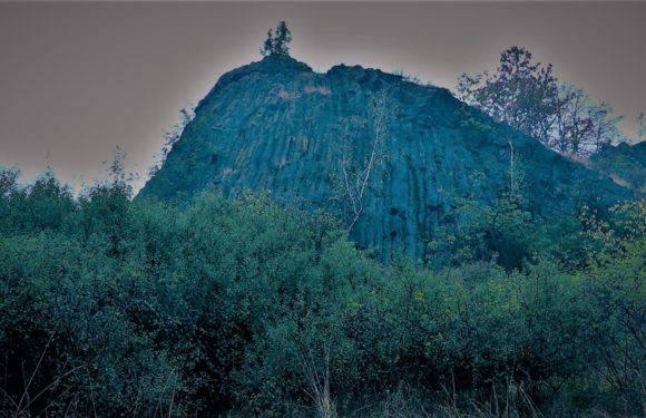 Чартовська Скала — неактивний вулкан в Нижній Сілезії [ВІДЕО]