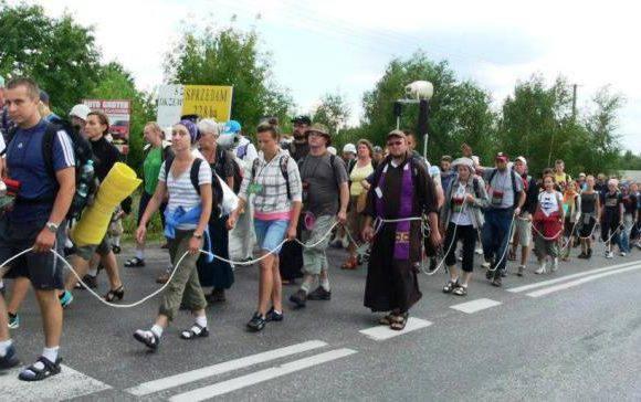 У Вроцлаві відбудеться  міжнародна піша проща до Тшебніци
