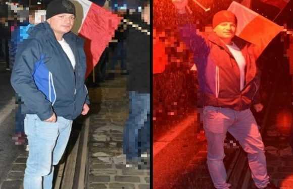 Вроцлав: 5000 злотих за допомогу в розшуку злочинця, який на Марші незалежності поранив офіцера поліції