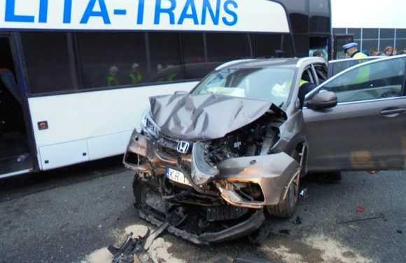 У Польщі розбився автобус з 86-ма українцями
