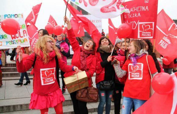 17 тисяч сімей у Польщі отримали «Шляхетні посилки» на 11 млн євро