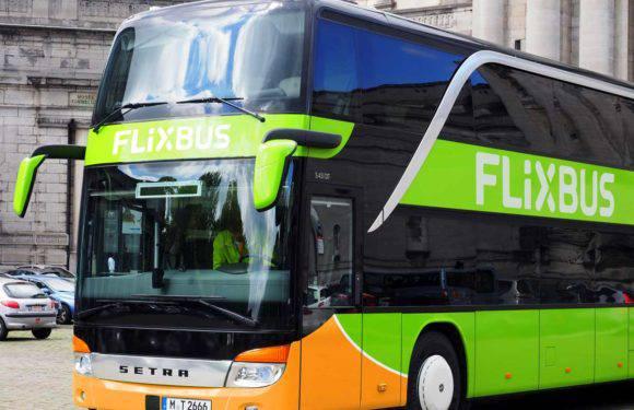 Перевізник FlixBus розпродує квитки від 5 зл