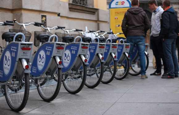 У Вроцлаві передбачені великі зміни в муніципальному прокаті велосипедів Nextbike