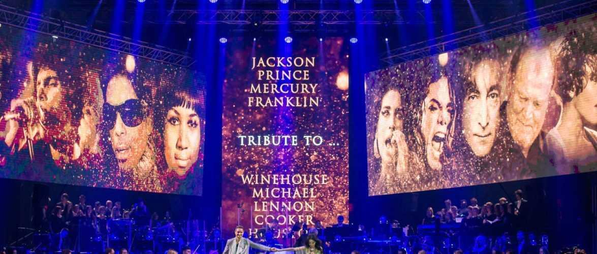 У Вроцлаві відбудеться грандіозний концерт на згадку про Принца, Майкла Джексона, Джорджа Майкла, Емі Уайнхаус, Уїтні Х'юстон, Джо Кокера, Фредді Меркьюрі, Джона Леннона