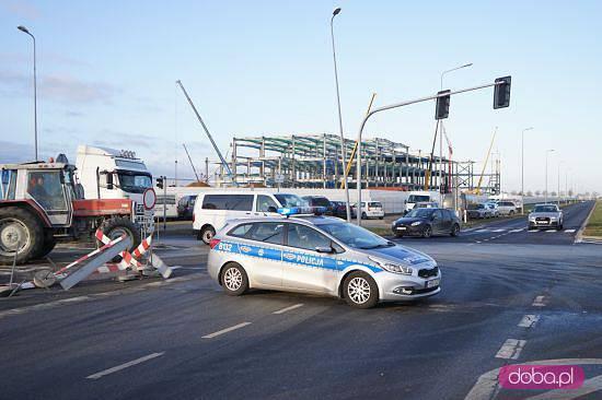 Нижня Сілезія: вантажівка смертельно протаранила пішохода [ФОТО]
