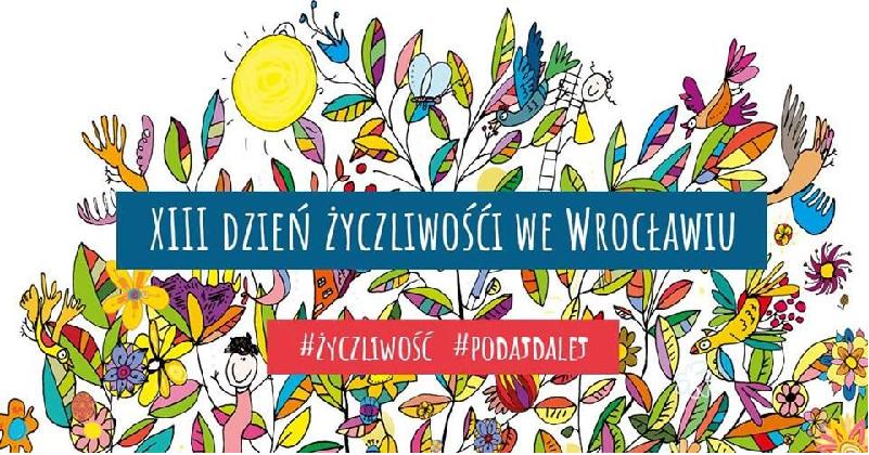21 листопада у Вроцлаві святкуватимуть День дружелюбності та Всесвітній день привітань