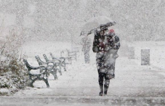 Зима повернулася: хуртовини і складні умови на польських дорогах