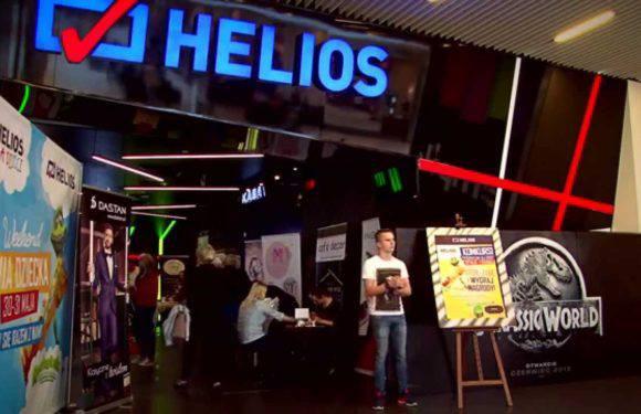 Мережа польських кінотеатрів Helios: «дивимося фільми українською!»