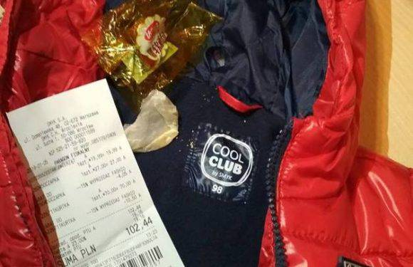 Вроцлав: батько дитини виявив сюрприз в дитячому одязі, купленому у відомому магазині