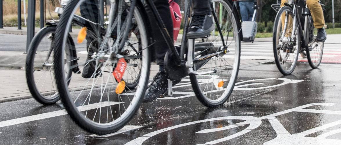 У Вроцлаві стрімко розвивається велосипедна інфраструктура