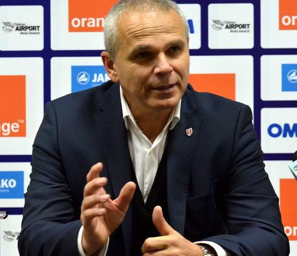 Официально: Витезслав Лавичка главный тренер Шлёнска