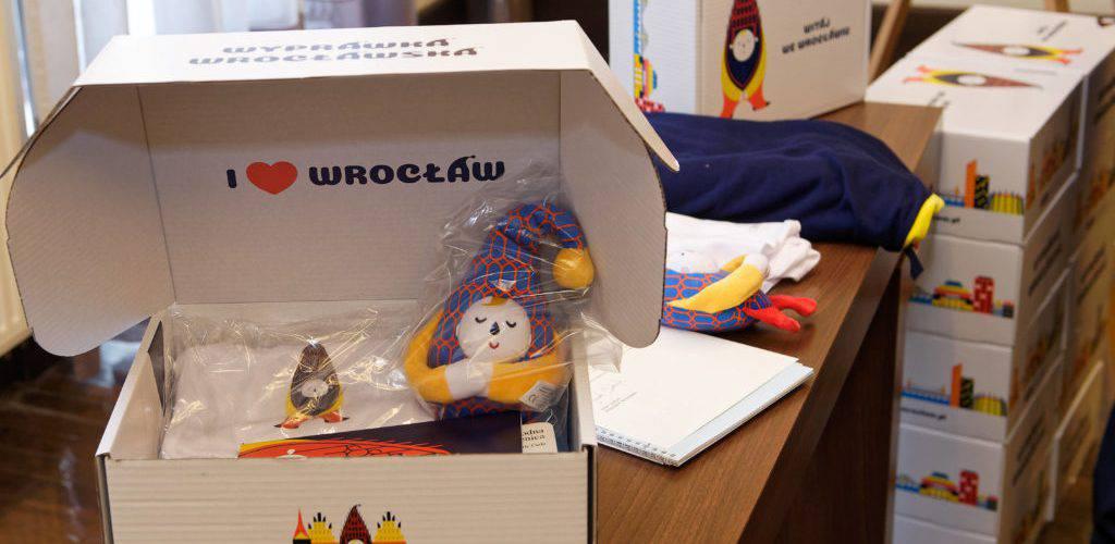 Кожен новонароджений мешканець Вроцлава отримає подарунковий бебі-бокс