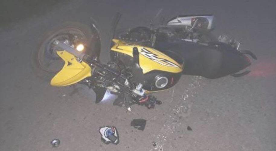 Нижня Сілезія: поїзд збив мотоцикліста