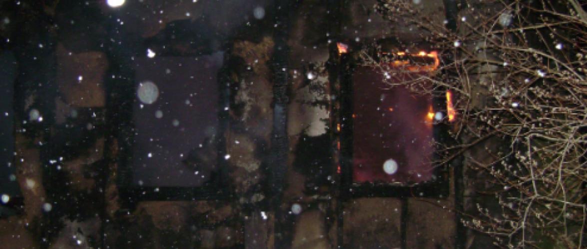 Нижня Сілезія: в Шклярській Порембі у пожежі загинули четверо осіб