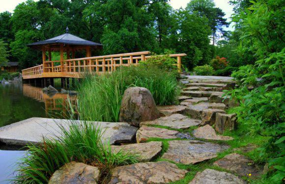 Во Вроцлаве в 2 раза подорожает вход в Японский сад