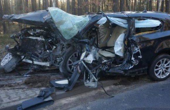 Сілезія: трагічний фінал маневру BMW [+ФОТО]