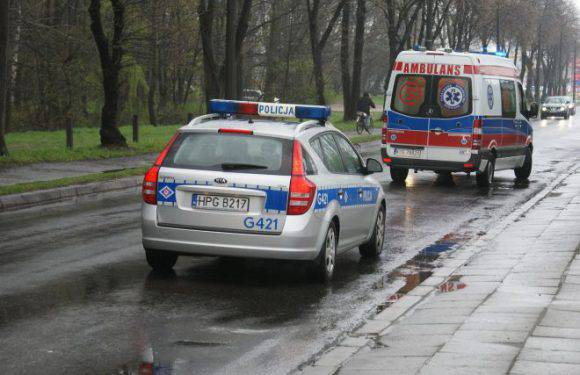 Смертельна ДТП в центрі Вроцлава