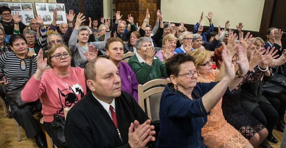 У Кракові відкрили перший в Польщі клуб знайомств глухих та слабочуючих